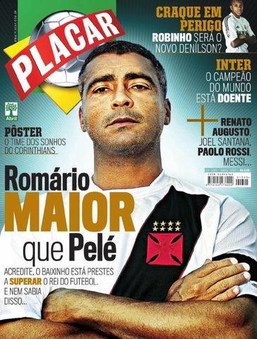 Placar Abril 2007 by Revista Placar - issuu a65b760985ea8