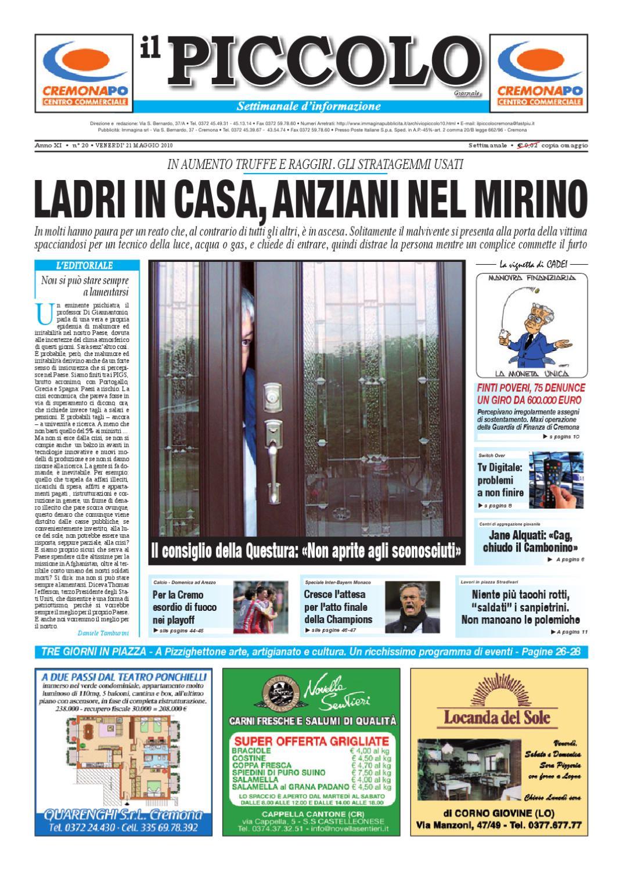 bella vista seleziona per ultimo servizio eccellente Il Piccolo Giornale by promedia promedia - issuu