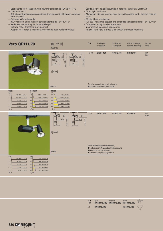 REGENT catalog 2008 by lightonline - issuu