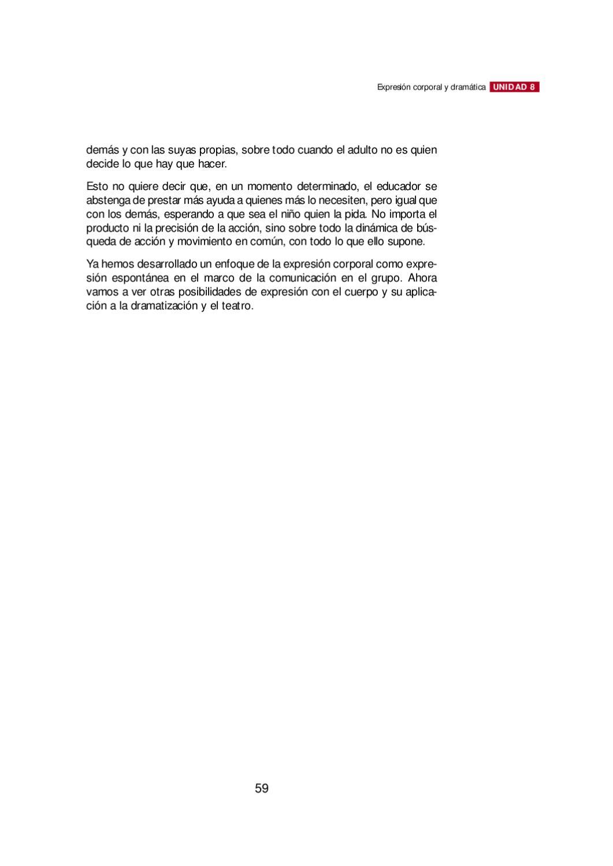 Expresión corporal y dramática by CARMEN GARCIA - issuu