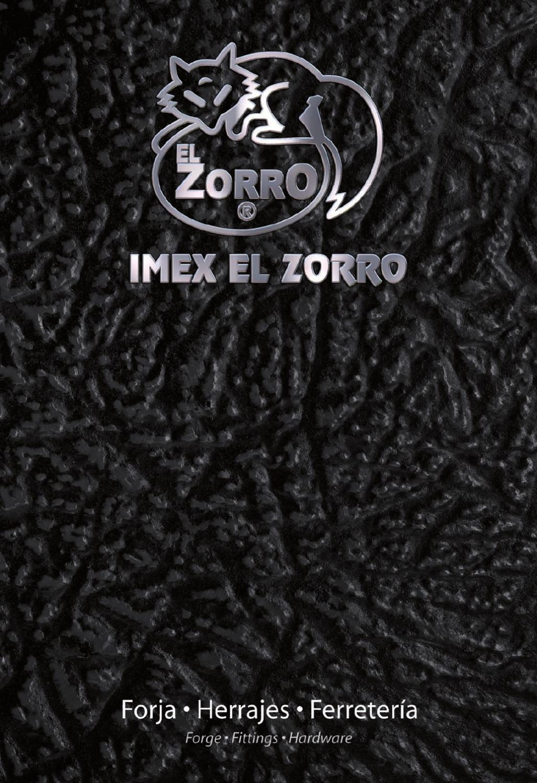 Imex El Zorro 76009 Pomo lat/ón brillo, 75 x 80 mm