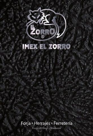 Mango Soft Imex El Zorro 20289 El Zorro 20289-Form/ón CRV 30 mm
