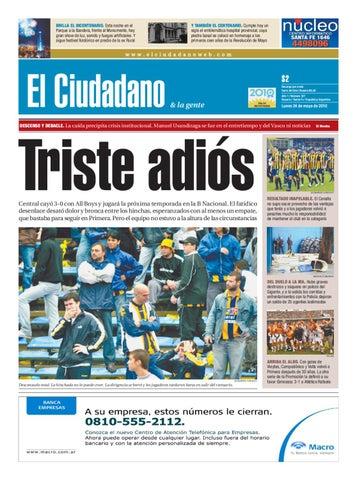 Edición 24 de mayo by Dario Elciudadano - issuu 9c6fc8c9e78