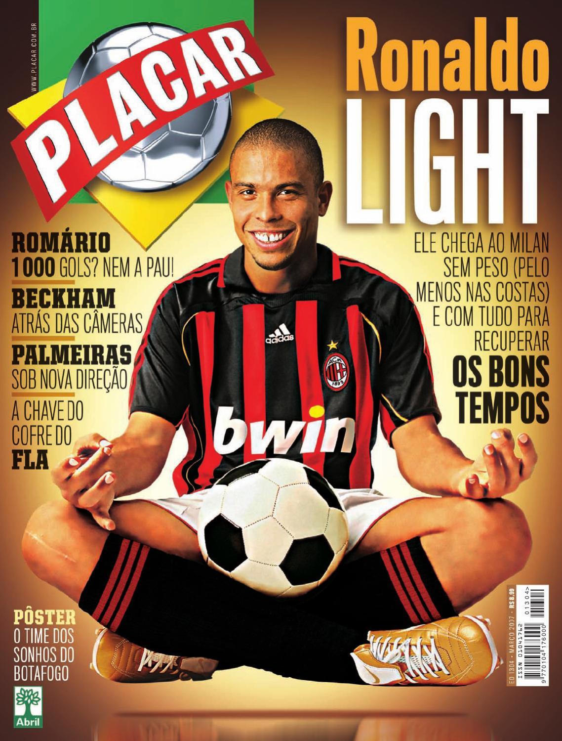 731315e5b0 Placar Março 2007 by Revista Placar - issuu