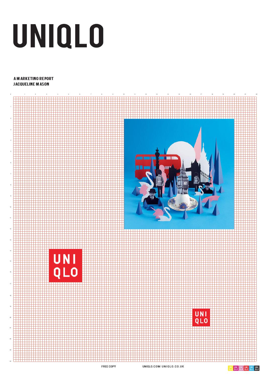 uniqlo report Fast retailing co ltd, which owns the uniqlo clothing chain, started its collaboration with us in 2006 uniqlo became unhcr's first global  read the report if .