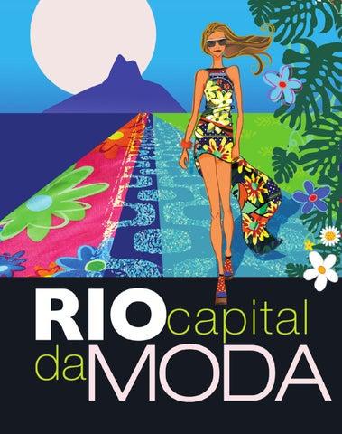 93d766403 Guia RIO Capital da MODA - 2010 11 (Fashion Rio - Firjan) by Luciana ...