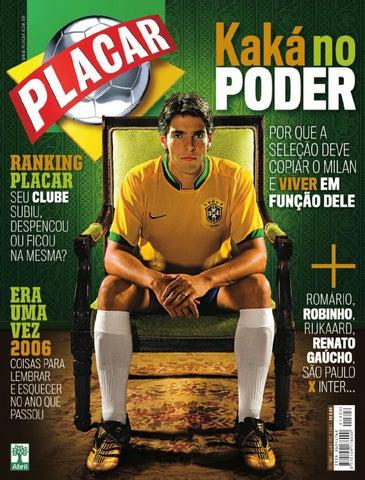 0ebabb9464 Placar Janeiro 2007 by Revista Placar - issuu