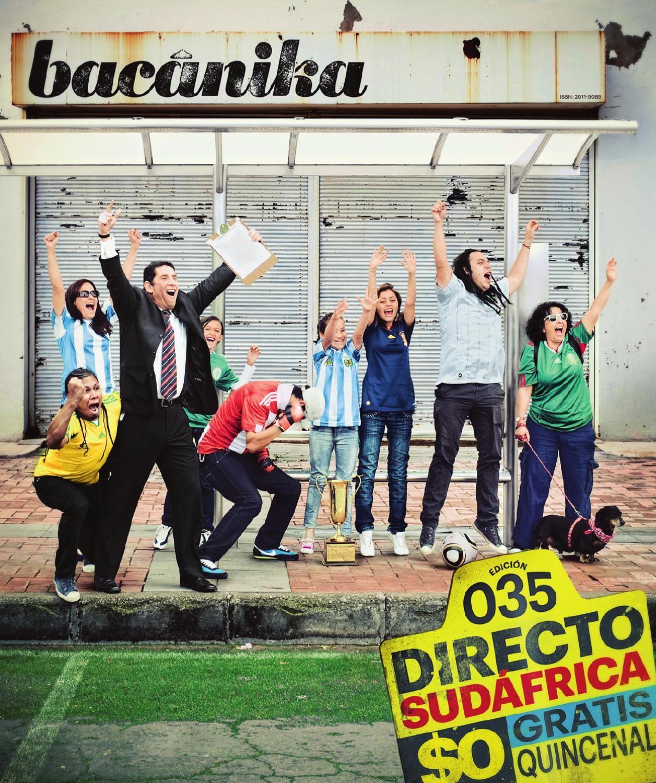 Revista Bacánika - edición 35 by REVISTA BACÁNIKA - issuu 8fdd63975b977