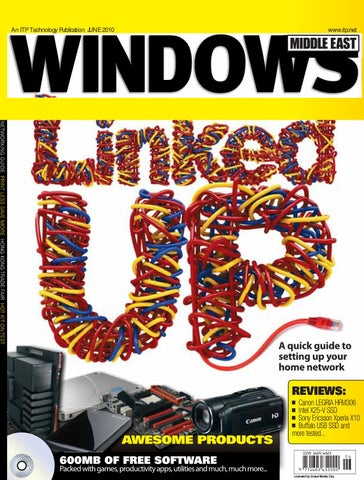 05fb15006 Windows Middle East - July 2010 by ITP Business Publishing - issuu