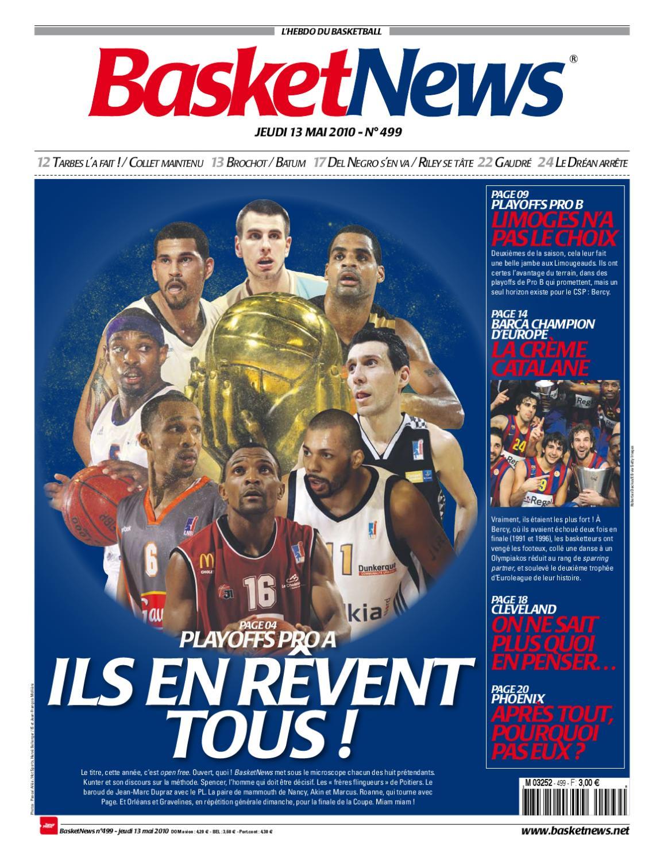 e8dda29ecb144 BasketNews-499 by MaxiBasketNews® Tomar Presse - issuu
