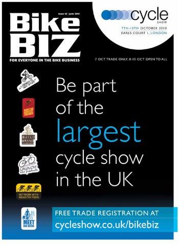 BikeBiz June 2010 issue 53 by Intent Media (now Newbay Media Europe ... f462e0fe0