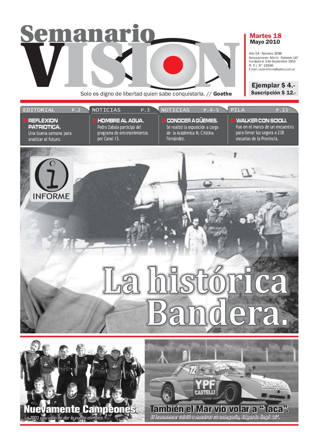 VISION 187 by Productora VISION - issuu