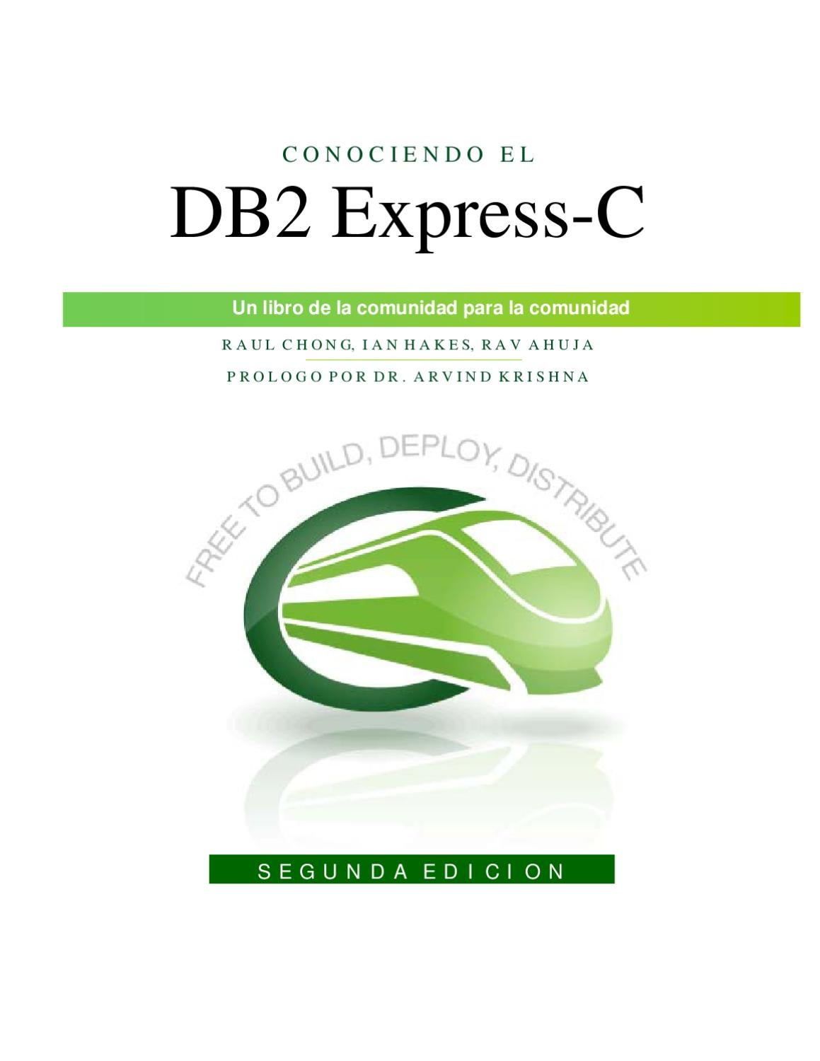Conociendo DB2 Express by Boris Lizarzaburu - issuu
