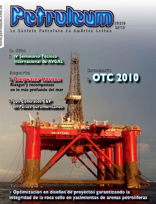 Junio 2010 - Petroleum 245 by Revista Petroleum - issuu