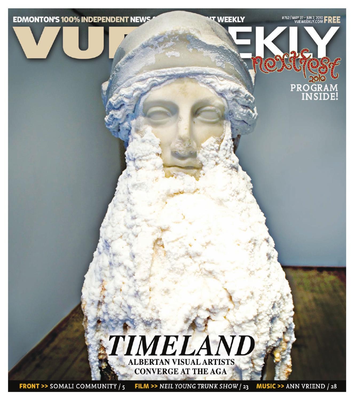 Vue Weekly 762 May 27-Jun 2 2010.pdf by Vue Weekly - issuu