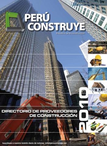 e349f66dc79f7 REVISTA PERU CONSTRUYE Nº 4 by GRUPO DIGAMMA - issuu