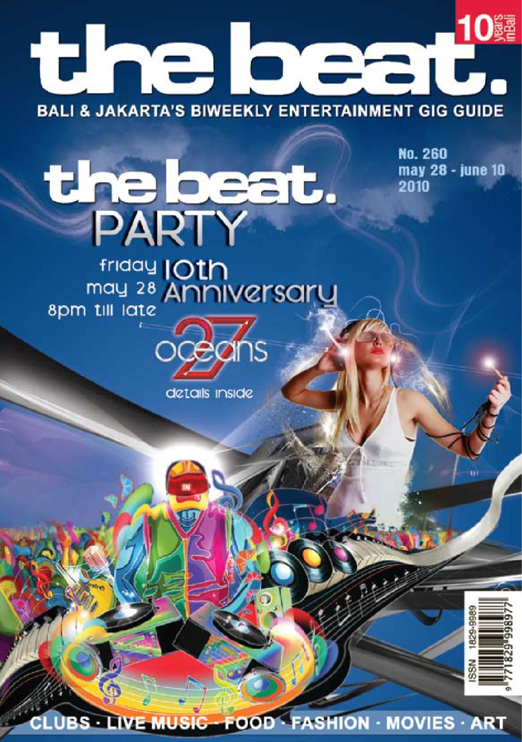The Beat 20 by The Beat Bali   issuu