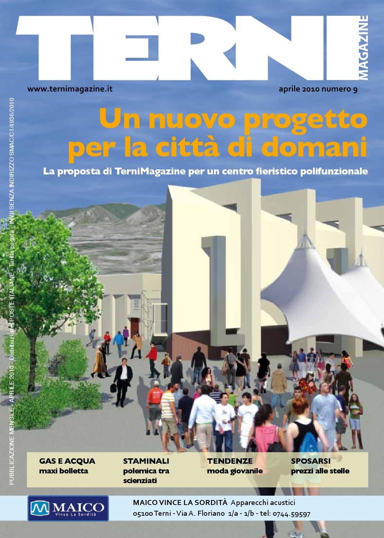 Terni Magazine 9 By Emanuele Tolomei Issuu