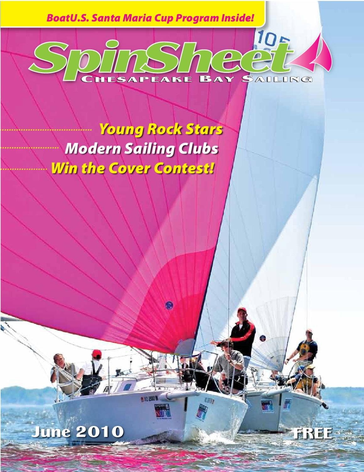 Spinsheet June 2010 By Publishing Company Issuu Wiring Diagram Advice For Small Boat Page 1 Iboats Boating