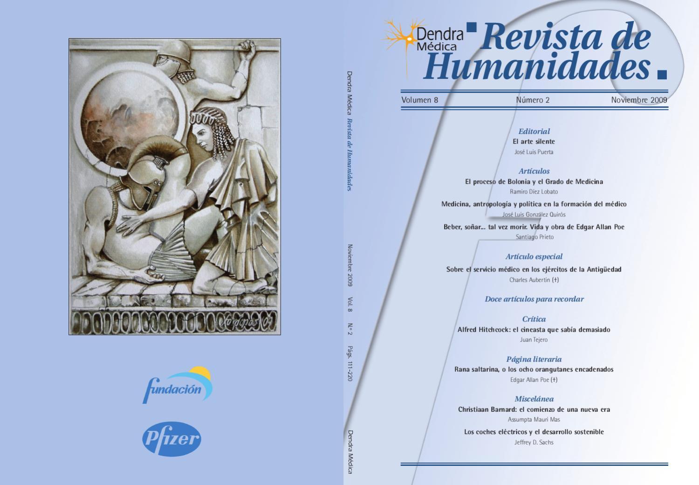 Dendra Medica / Ars Medica Vol 8 Num 2 by Jose Manuel Perez Rua - issuu