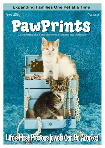 PawPrints Magazine June 2010 By