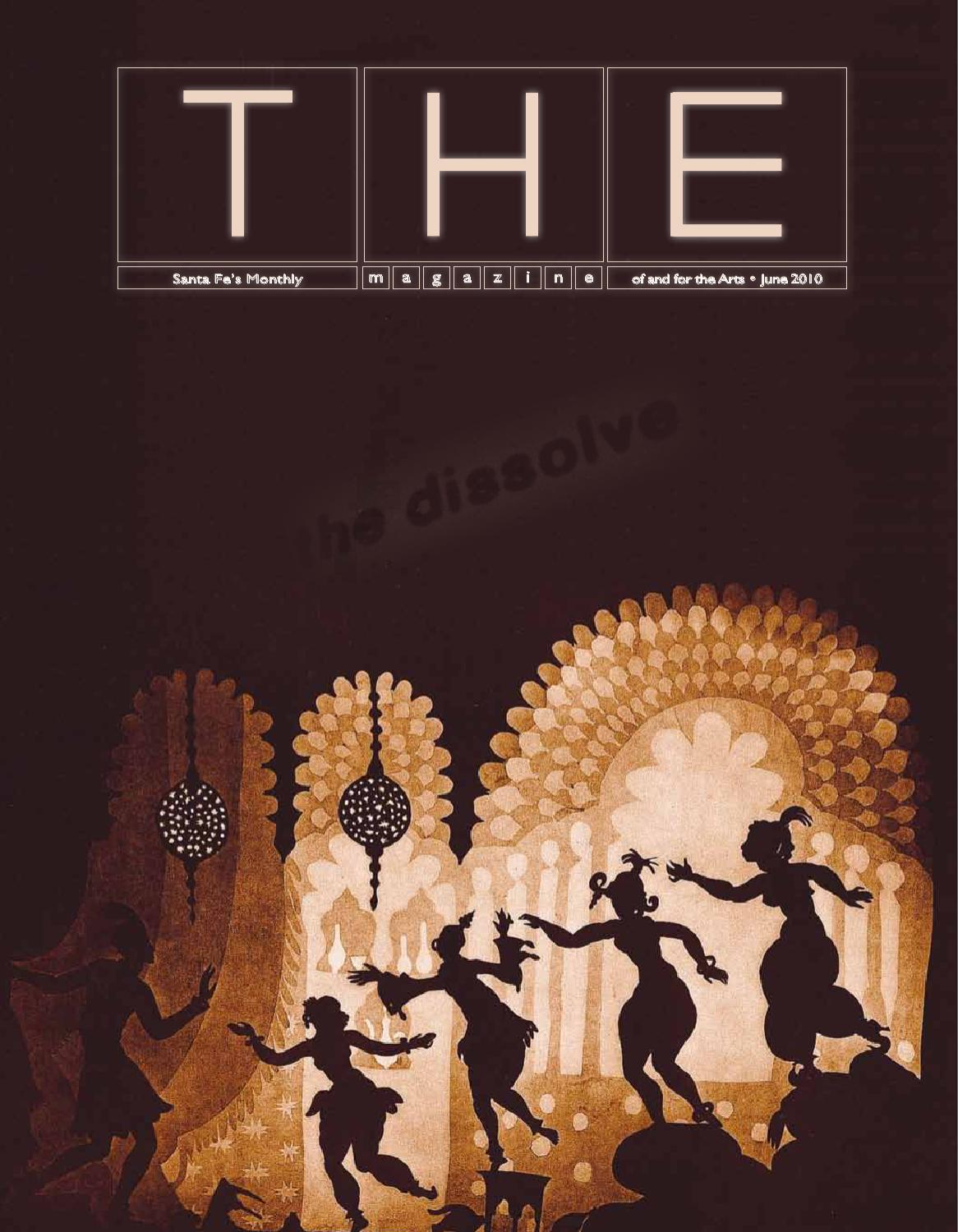 THE Magazine June 2010 By FlavorGrafix Design   Issuu
