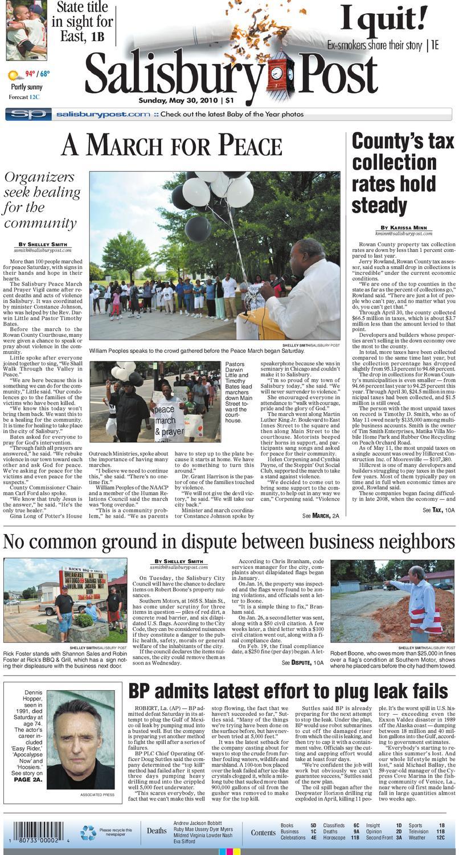 3f958a61adb http   assets.mediaspanonline.com prod 4549004 05302010-SLS-A01 by  Salisbury Post - issuu