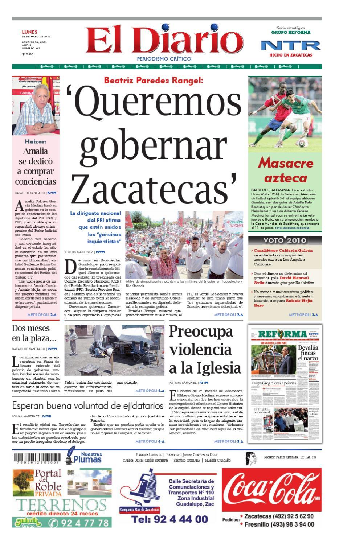El Diario NTR by NTR Medios de Comunicación - issuu 37249cdb2680a