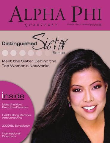 da239d75a45ab Fall 2009 Alpha Phi Quarterly by Alpha Phi International Fraternity ...
