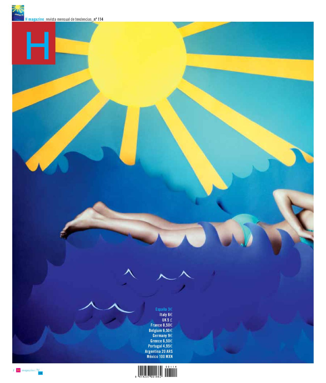 save off 979dd 6ba60 H Magazine 114 by H magazine (Motorpress Iberica G+J) - issuu