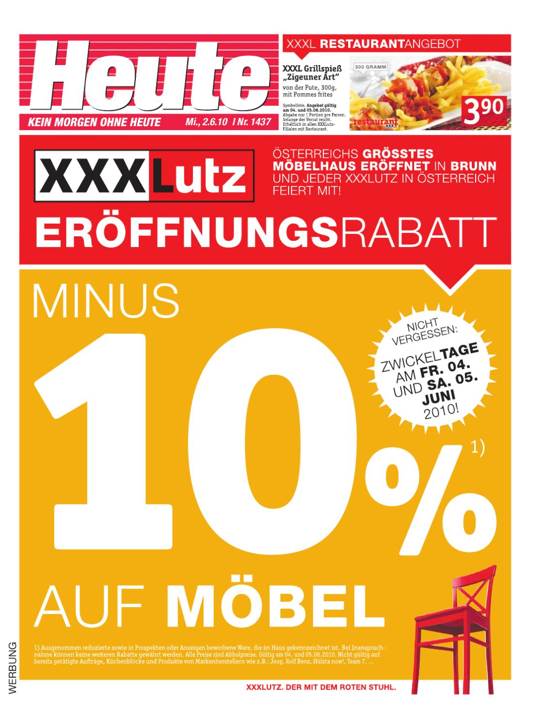 Tageszeitung Heute 100602 by CH ON - issuu