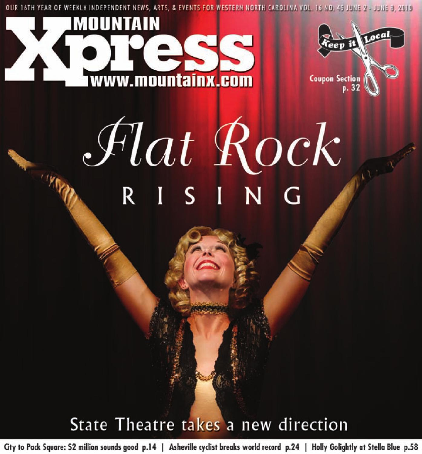 Mountain Xpress, June 02 2010 by Mountain Xpress - issuu on