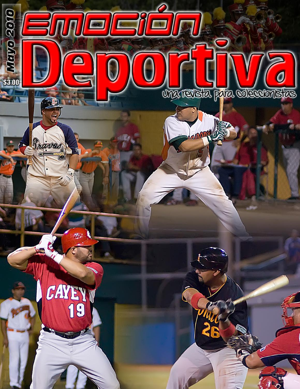 Revista Emoción Deportiva by Felix Duldin Meléndez - issuu