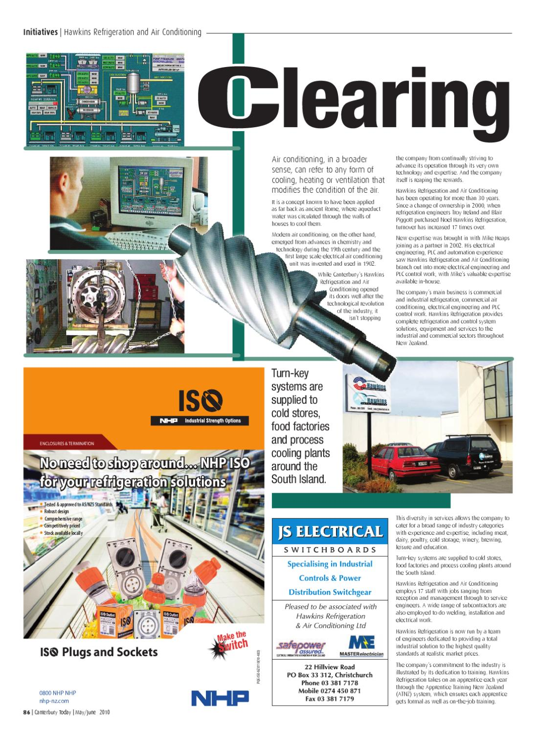 Canterbury Today Issue 101 By Academy Group Issuu Electrical Engineering In Refrigeration And Air Conditioning