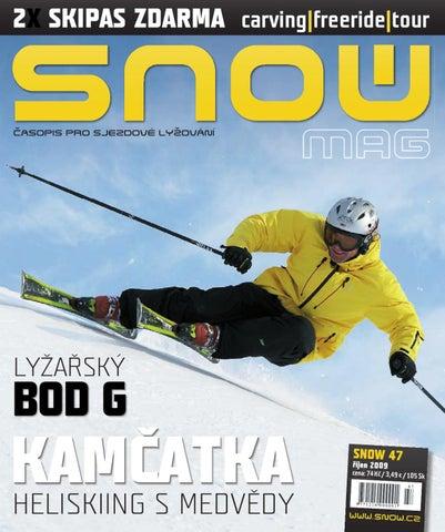 SNOW 47 - říjen 2009 by SNOW CZ s.r.o. - issuu d151715652