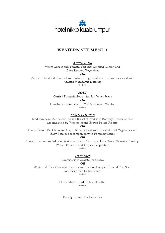 how to set menus for kodi
