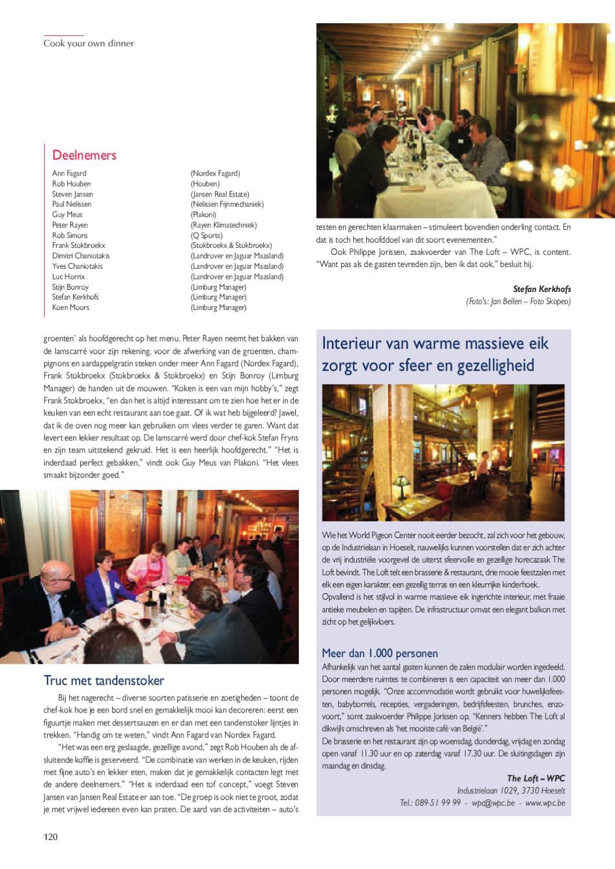 Limburg Manager 52 By Manager Magazines Issuu