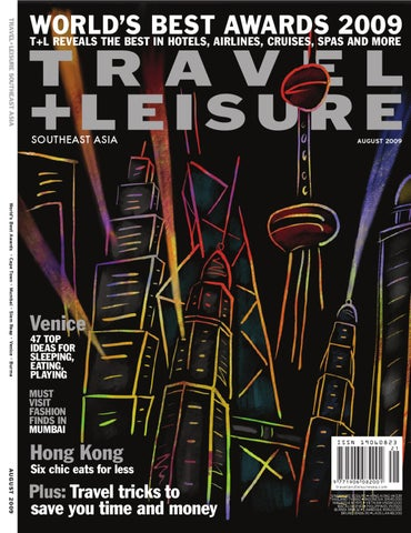 7565e79ce6 August 2009 by Travel + Leisure Southeast Asia - issuu