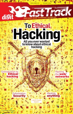 Digit Fast Track to Ethical Hacking by 9 9 Media - issuu