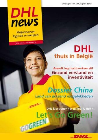 Dhl News Juni 2010 By W247be Issuu
