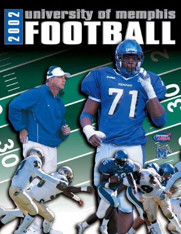 2002 Memphis Football Media Guide by University of Memphis Athletic ... d9f0a0622