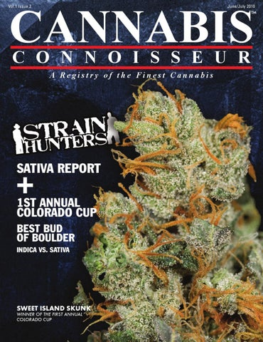 Cannabis Connoisseur Issue 2 By Cow Mountain Media Issuu