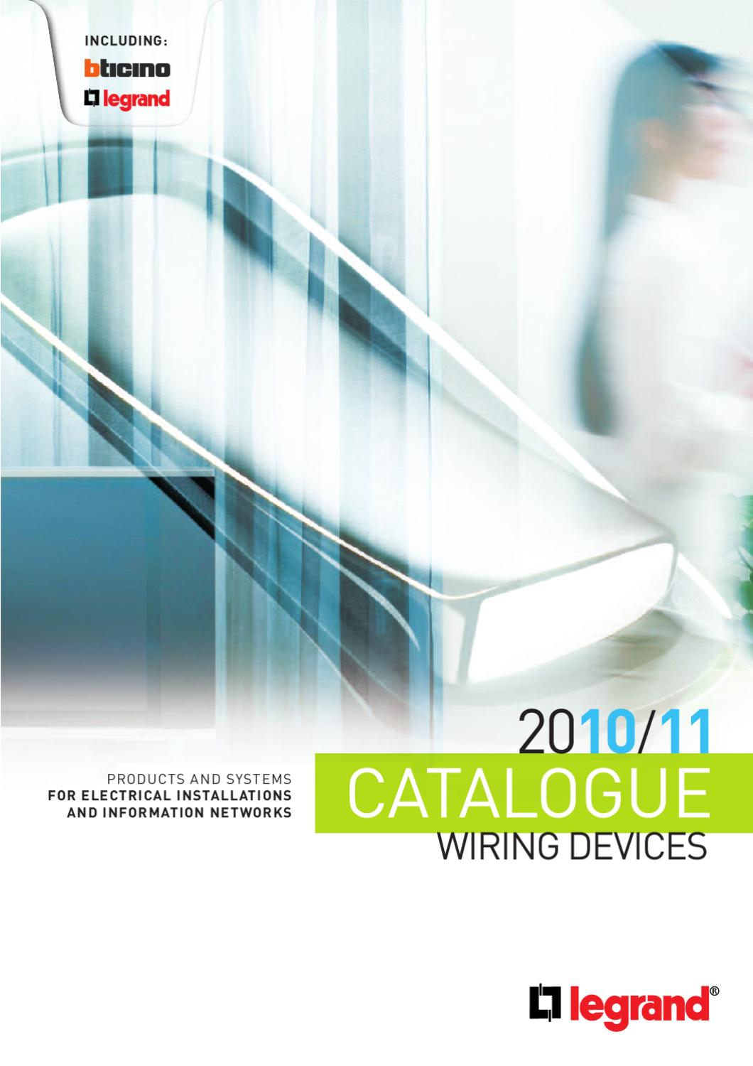 Http Bizflipscom Library Pdf New Legrand Catalogue By Wiring Code Sans 10142 Brochures Uk Ltd Issuu