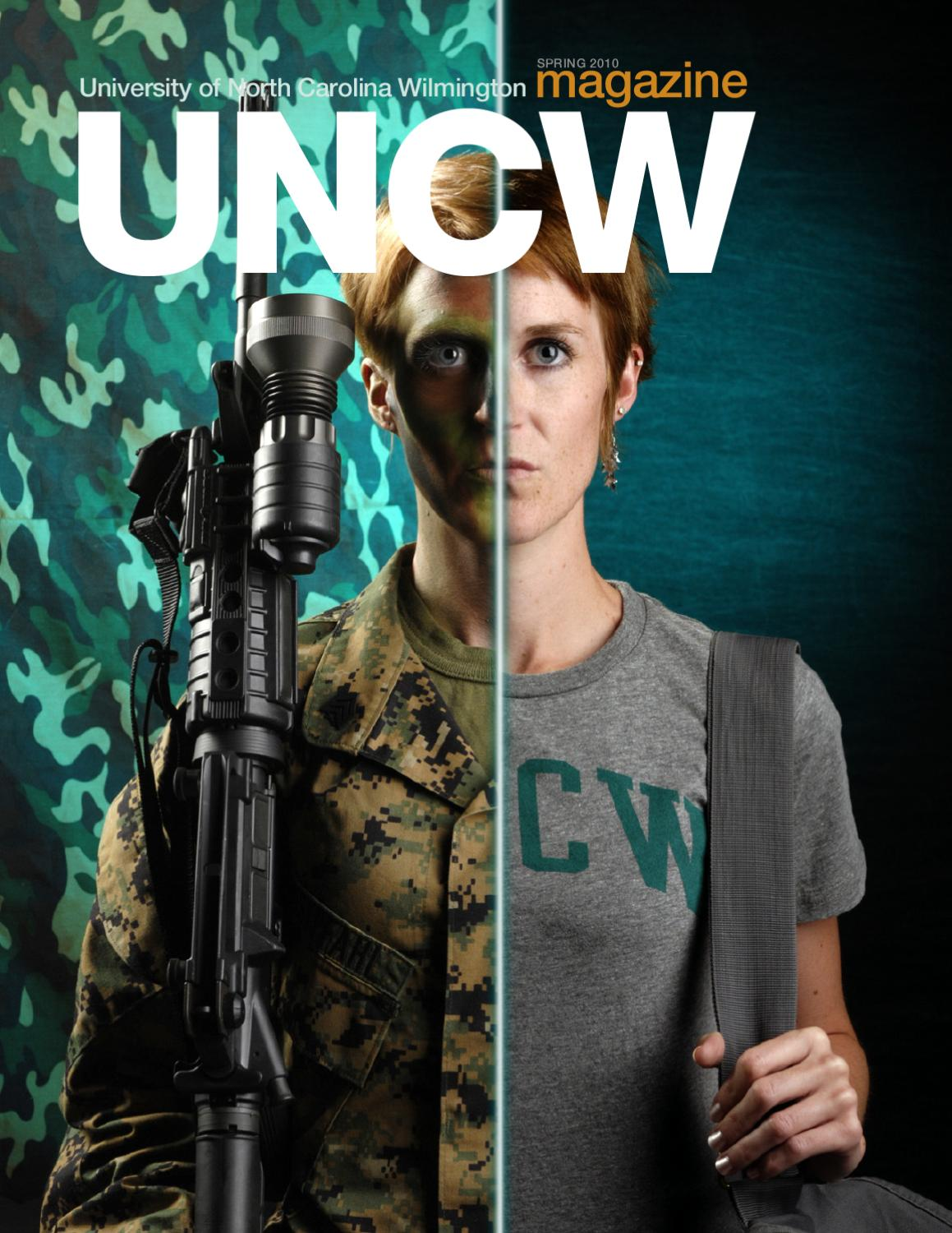 UNCW s Creative Writing Department to Host Reading with Author     Jennifer Chapis