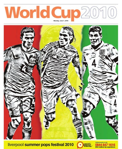 832b395cc11 World Cup 2010 Preview - Liverpool Daily Post by Liverpool Post ...