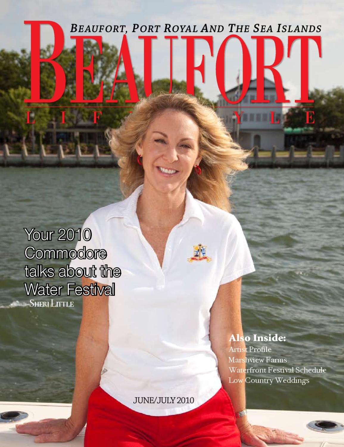 Beaufort Lifestyle June/July 2010 by Independence Day Publishing - issuu