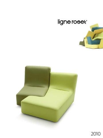 platzsparend ideen haba sofa, ligne roset bútor katalógus 2010 by lakbermagazin - issuu, Innenarchitektur
