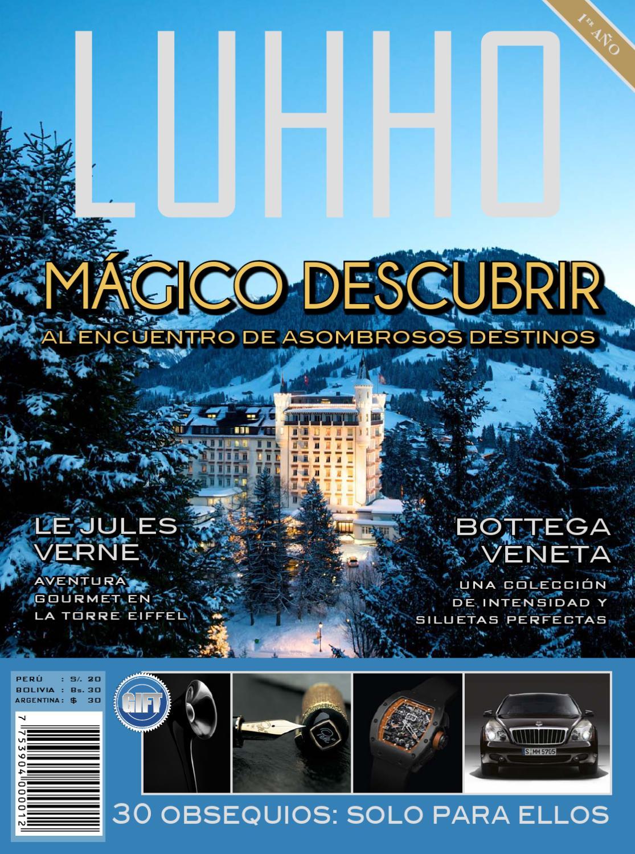 super popular 5f327 9160f Revista Luhho Septima Edicion by Revista Luhho - issuu