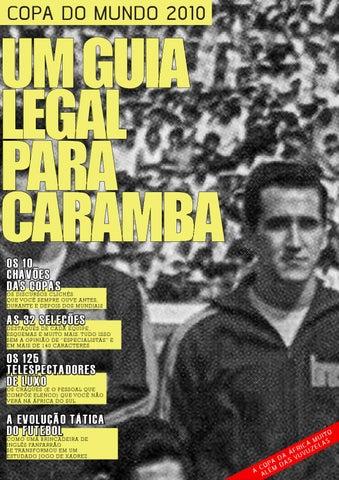 Um Guia Legal Para Caramba by Lucas Prata - issuu 78326976de573
