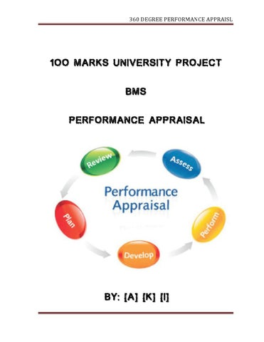 Performance Appraisal By Sanjay Gupta  Issuu